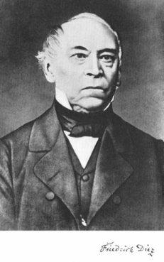 Friedrich Christian Díez